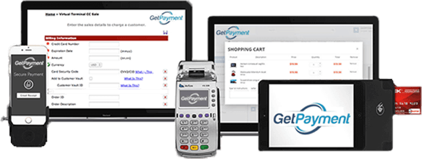 GetPayment Features
